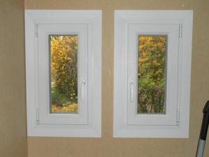 Double Lucarne PVC Oise