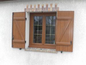 Fenêtre bois Venette