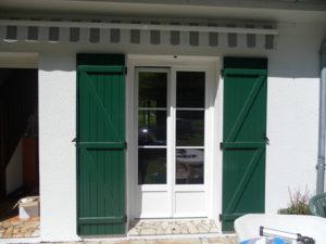 Fenêtre Porte margny