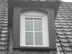 Fenêtre PVC sous mansarde Compiègne
