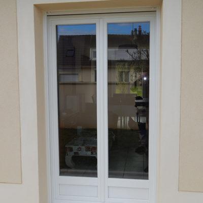 Porte Fenêtre PVC Arsy Oise